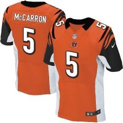 aj mccarron bengals jersey