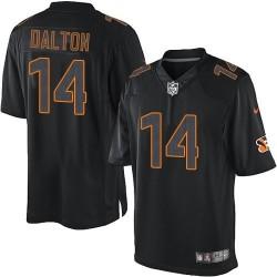 Cincinnati Bengals Andy Dalton Official Nike Black Impact Limited Adult NFL Jersey