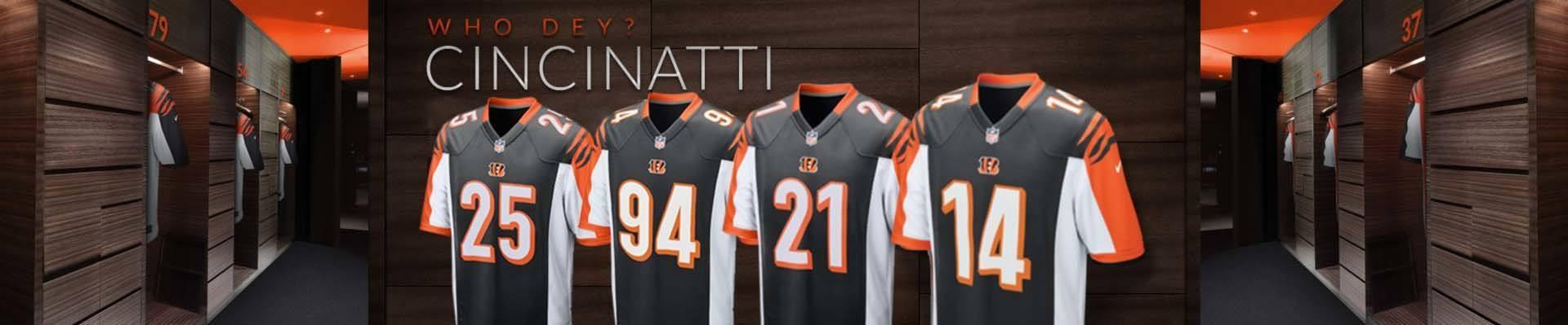 NFL Jersey's Youth Cincinnati Bengals Brandon Tate Team Color Jersey